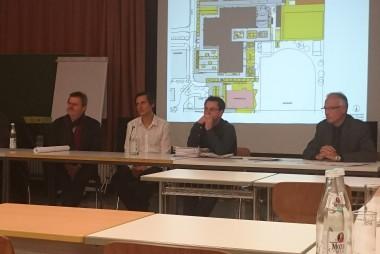 2014 Bauprojekt Berufliches Schulzentrum Vorstellung