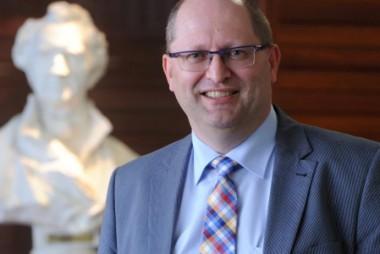 Stefan Düll, Schulleiter