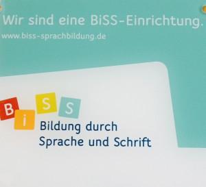 2015 April Unser Justus beteiligt sich an BISS