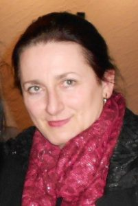 Carlette Sandu: Zuversicht, Humor und Energie sind ihr Markenzeichen.