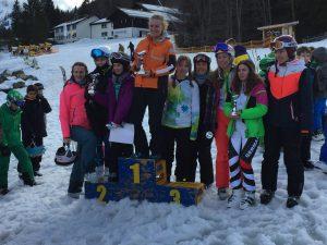 Skimeisterschaft Ehrung 2