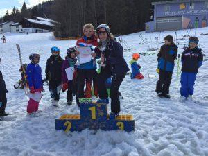 Skimeisterschaft Ehrung 3