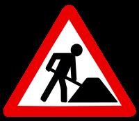 File:Baustelle.svg; commons-wikimedia.org