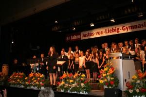50 Jahre Justus - der große Chor