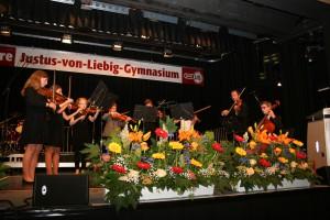 50 Jahre Justus - das Kammerorchester