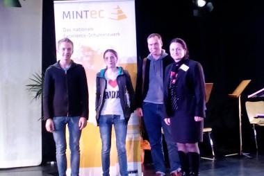 Regionalforum MINT100 in Regensburg Oktober 2014