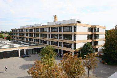 Justus-von-Liebig-Gymnasium Neusäß - Generalsanierung ab 2022