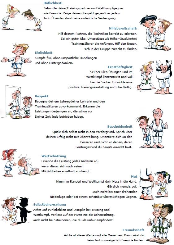Sport-Judoregeln