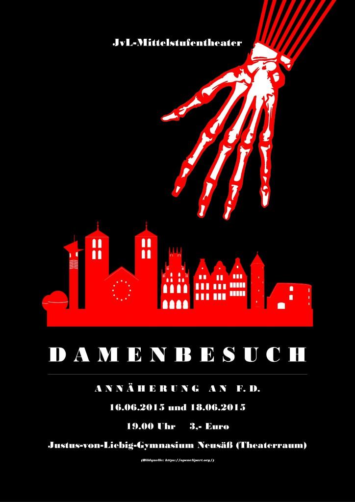 Theater_Mittelstufe_Plakat-Damenbesuch