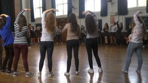 'Voice Workshop' Devenport Highschool for Grirls Plymouth, UK